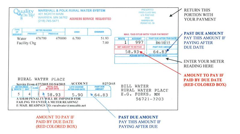 Billing Statement Detail